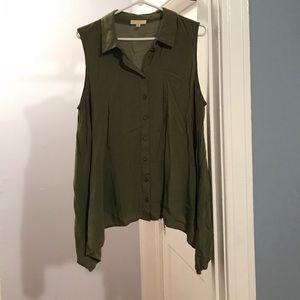 ModCloth sleeveless top